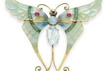 Art Nouveau Style I Love! / by Esther Menashe