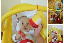 Real Diono Kids / Say cheese! Diono parents share pictures of their kids in their car seats. / by Diono USA