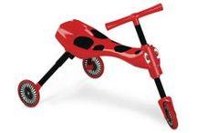 Wheeled Toys.