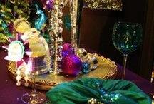 Christmas Tablescapes / by Cindy Clark