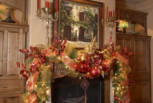 Christmas Mantles / by Cindy Clark