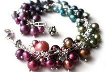 Jewelry - bracelets / by Becky Deadwyler