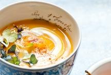 Ratatouille (soups) / by Marie-France Lamothe