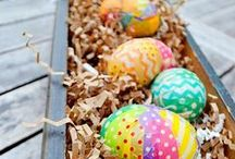 Chicken little / Easter decoration + treat ideas. / by Marie-France Lamothe