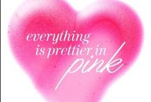 -- Think pink --