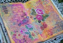 Book of secrets / Journal creation and inspiration / by Marie-France Lamothe