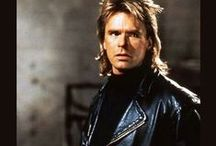 I ❤ Richard Dean Anderson / Board title says it all! ❤️❤️❤️ / by Marie-France Lamothe