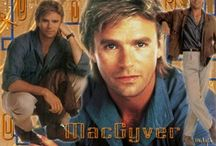 MacGyver ❤ / MacGyver will always have a special place un my heart! / by Marie-France Lamothe