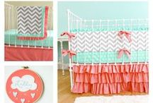 Nursery ideas / Ideas for baby Hartlee's nursery