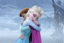 Frozen / All about Olaf and the gang from Arendelle.  / by Marie-France Lamothe