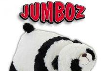 Jumboz Pillow Pets.