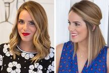 Hair That WORKS / You wear your hair to work everyday! Why don't you change it up?