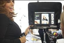 #DayWithRaquel / Take a look behind the scenes of our latest photo shoot with the one and only Raquel Welch for the Raquel Welch Wig Collection by Hairuwear! #DayWithRaquel