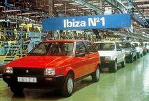 Seat Ibiza / Fotografías de todos los Modelos de Seat Ibiza.