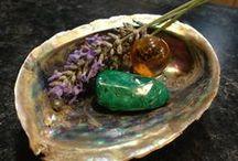 Herbs,Oils,Crystals