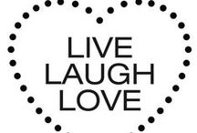 Live. Laugh. Love. / Gabor makes every day... beautiful.