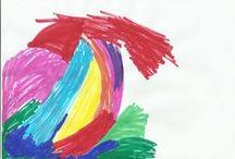 Sonia's Drawings / My beloved daughter's drawings