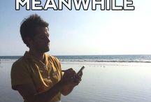 // SPN // Meanwhile...Misha / Oh, Misha...