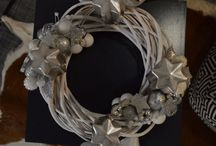 My work / Handmade decorations