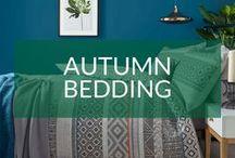 New Autumn Bedding