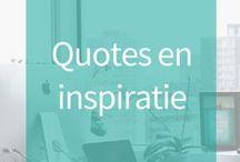 Quotes & Inspiratie / Vind inspiratie en motiverende quotes die je aanmoedigen om je passie in werk en leven te vinden.  Quotes over je droombaan, ondernemen, work-life balance, quotes over verandering, quotes over dromen, quotes over geluk. Quotes die je vertrouwen geven om je droombaan te ontdekken.