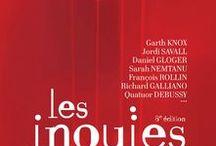 Musique - Graphisme / Réalisations de Nom Commun pour des festivals et associations liés à la musique.