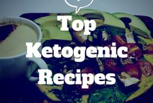Top Ketogenic Recipes / Low carb / Keto Recipes