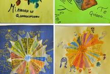 Art Therapy by Pintar en Bolivia / Art Therapy inspiration