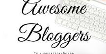 "Awesome Bloggers - Collaboration Board / Pinterest Group Boards are such a great way to collaborate with other bloggers and to help each other grow! All bloggers are welcome! Rules are as follows: ""G"" rated posts only. No nudity, profanity, or other questionable material. Post no more than 10x per day. For each pin you post, re-pin 1 other. High quality images only. To Join – Follow me, then email brittanyrichmond2015@gmail.com. Admin reserves the right to delete any pin or remove any collaborator from the board at any time."