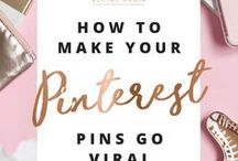 Pinterest Marketing Tips / Pinterest Marketing Tips & Guidelines for business.