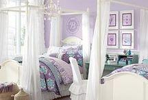 My Life: Girls Bedrooms / by Heidi Hope