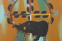 Animal Totem Meanings / Here you can find links to my blog, where I write Animal Totem Meanings and share my Animal Totem Art.