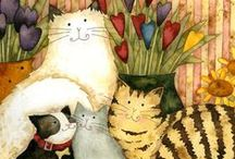 Here Kitty Kitty... / by Lisa Price
