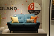 G Plan Vintage in the limelight at John Lewis / Have you seen the window displays for Peter Jones on Sloane Square and John Lewis on Oxford Street featuring some of the iconic G Plan Vintage range?