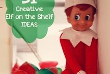 Elf on a Shelf Ideas / by Kim Cannon
