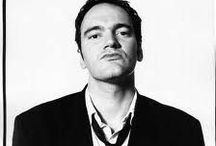 QUENTIN TARANTINO / Quentin Tarantino ... Film Director, Screenwriter, Producer and Actor / by Lacie Whitney
