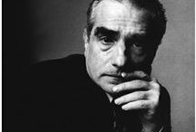 MARTIN SCORSESE / Martin Scorsese ... Film Director, Screenwiter, Producer, Actor, and Film Historian / by Lacie Whitney