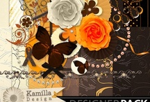 Kamillla Design @MyMemories.com / by MyMemories