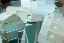 Paint Colors / Colors for the new house.  / by Michele McNaughton