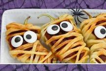Holiday - Halloween Inspiration / All things spooky, haunted, creepy, and fun for Halloween - food, crafts, decor and more!