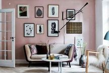2014 Inspiration / There are some visually superb colour trends in 2014. Whether you are going all out or just adding splashes of these to your decor, they are sure to enhance your home.