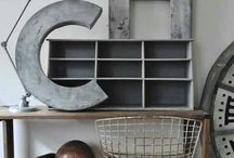Industrial Eclectic / Style for the new house / by Michele McNaughton