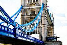 LONDON / London, England, UK / by Lacie Whitney