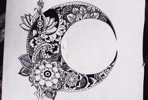 Tattoo inspiration / Beautiful designs