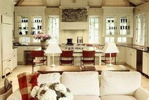 Kitchens / Designs, colours, styles
