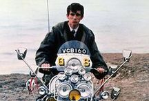 Mod Subculture / Embrace the cool, slick and sharp mid-century subculture.