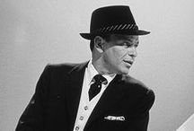 SINATRA / Dedicated to the Chairman of the Board: Frank Sinatra / by cmputrbluu