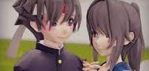 Budo x Ayano / Ayano Aichi & Budo Masuta