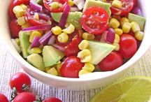 Salads / by Brandy Dyess