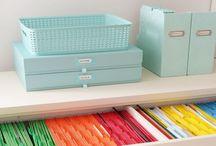 Organization - Paper, Files, information